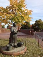 Sehenswürdigkeiten Bronzestatue